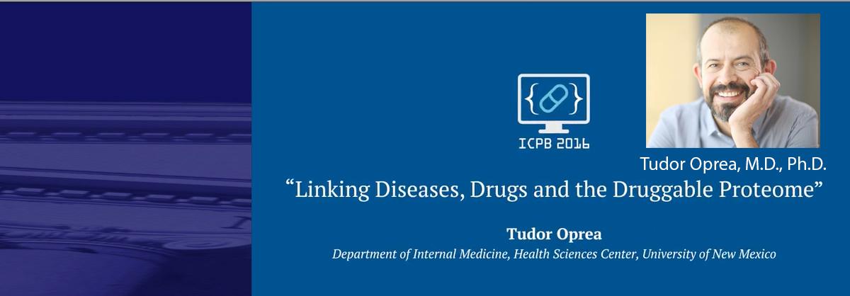 Tudor Oprea, M.D., Ph.D. Featured Video
