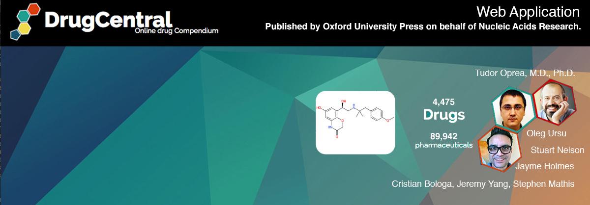 DrugCentral.org