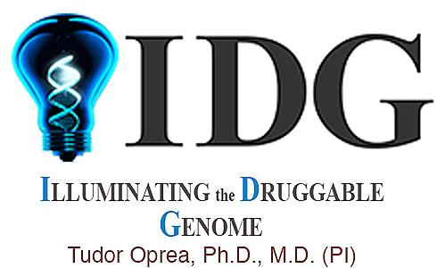 (IDG) Druggablegenome.net